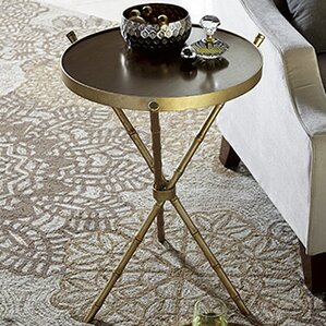 Greenport End Table by Bayou Breeze