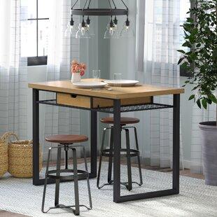 Compare Enmore Pub Table ByLaurel Foundry Modern Farmhouse