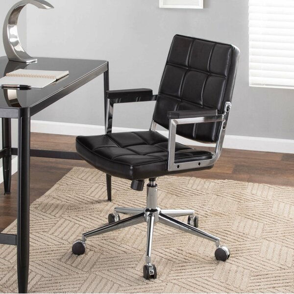 Hinderliter Office Chair by Williston Forge