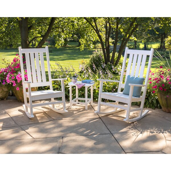 Vineyard 3 Piece Seating Group by POLYWOOD®