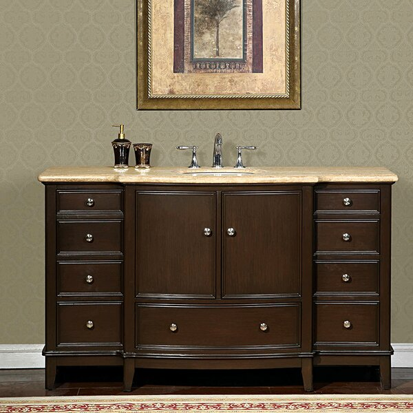 60 Single Bathroom Vanity Set by Darby Home Co