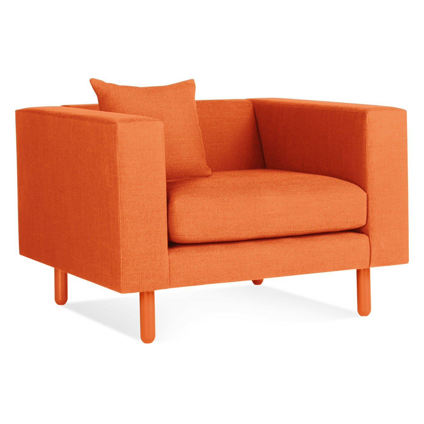 Mono Lounge Chair and a half & Reviews