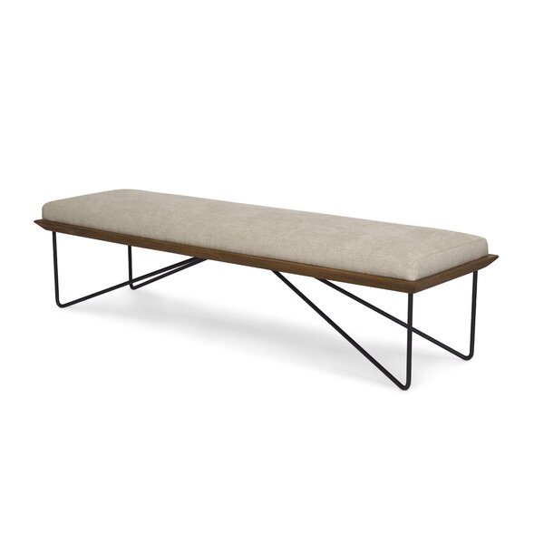 Maxwell Bench by Brownstone Furniture