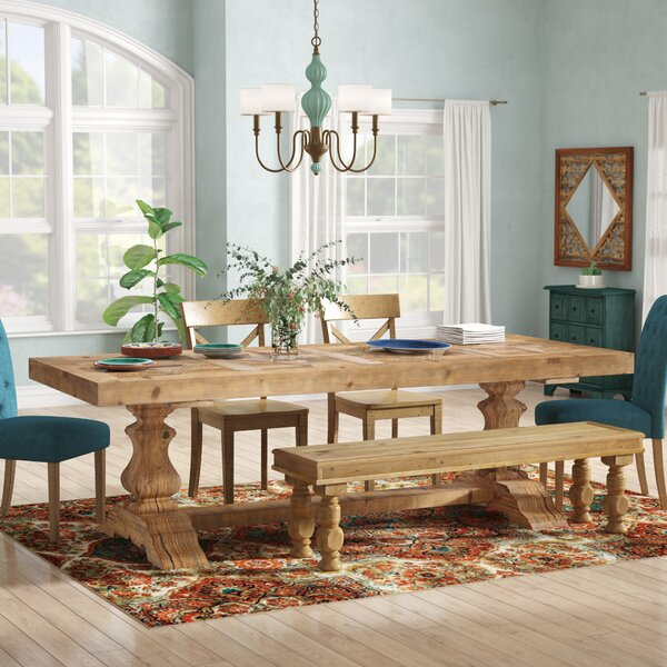 Christine Dining Table by Mistana