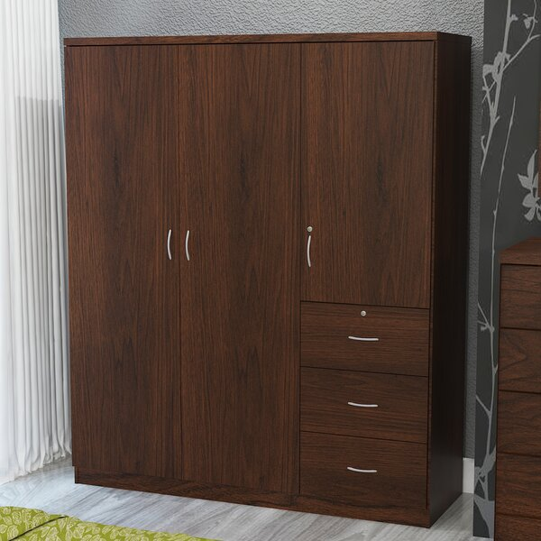 Randolf Armoire By Latitude Run by Latitude Run Best #1