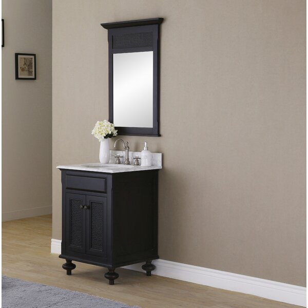 Carlson 24 Single Bathroom Vanity Set by dCOR design