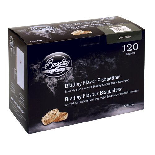 Bradley Smoker Bisquettes by Bradley Smoker