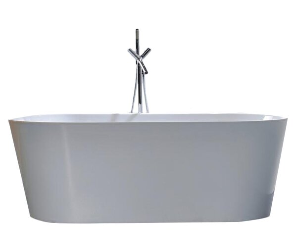 Laguna 60 x 23.6 Soaking Bathtub by MTD Vanities