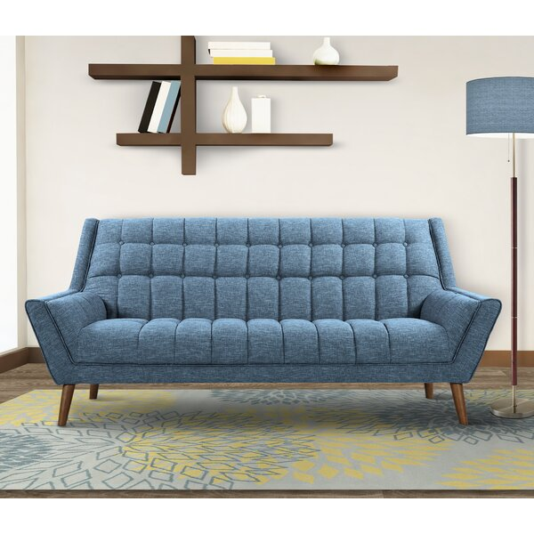 Best Discount Quality Demesne Mid-Century Modern Sofa by Corrigan Studio by Corrigan Studio