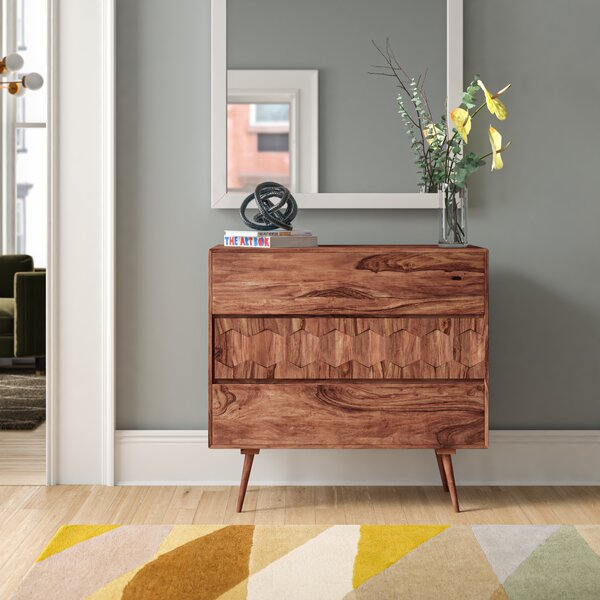Ali 3 Drawer Chest by Foundstone