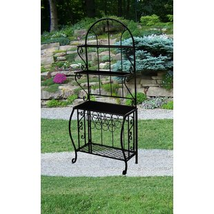 Order Iron Baker's Rack Compare