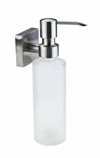 Quaree Soap Dispenser by no drilling required