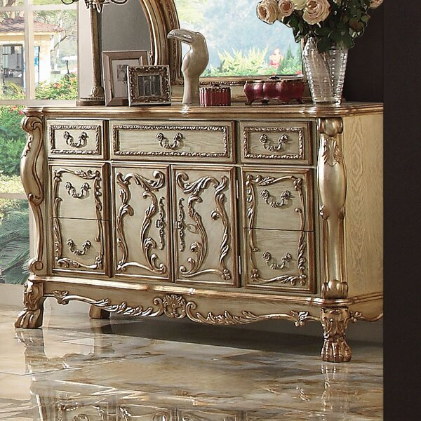 Welliver 7 Drawer Combo Dresser by Astoria Grand