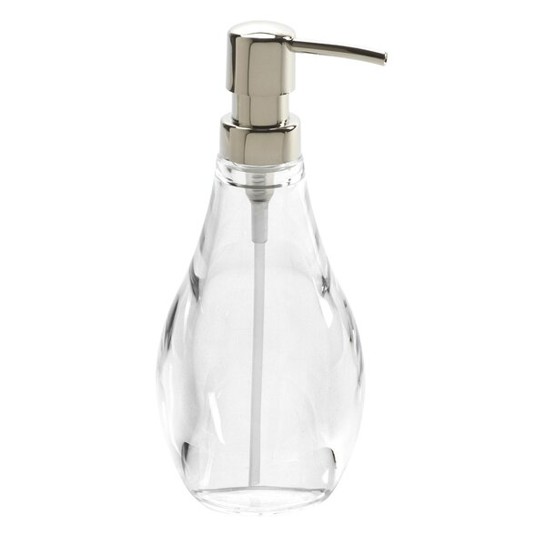 Droplet Bathroom Accessories 10 Oz. Soap Dispenser (Set of 6) by Umbra