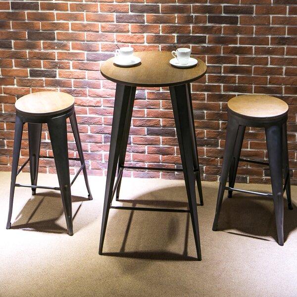 Kenji 25 5 Bar Stool By Zipcode Design ♎ Footstool Or