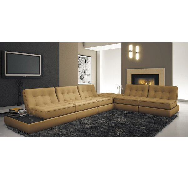 Antoinette Sectional by Hokku Designs