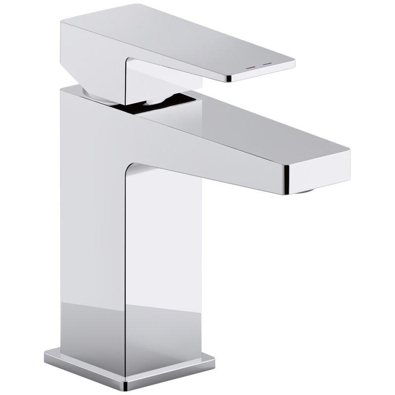 K 99760 4 Cp Kohler Honesty Single Handle Bathroom Sink Faucet