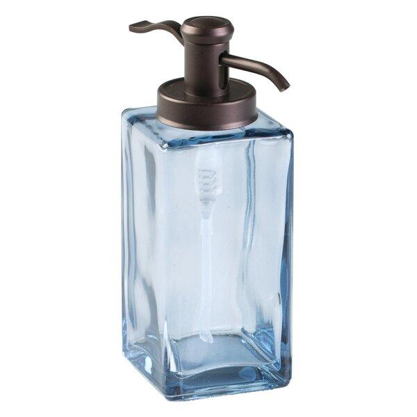 Vernita Pump Soap Dispenser by InterDesign