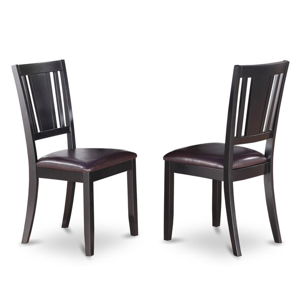 Dudley Side Chair (Set of 2) by Wooden Importers
