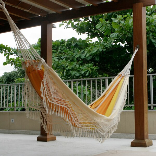 Cotton Tree Hammock by Novica Novica