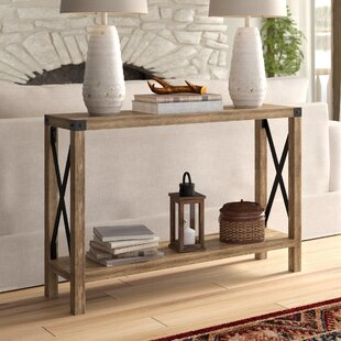 Arsenault Urban 46 Console Table by Foundry Select