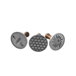 3-Piece Cookie Stamps ByNordic Ware