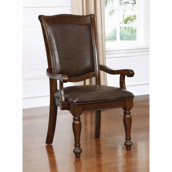 Dangerfield Traditional Dining Chair (Set of 2) by Fleur De Lis Living