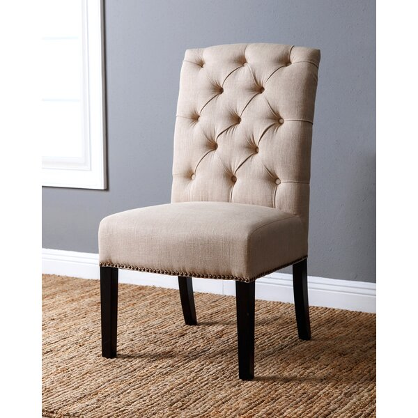 Vanpelt Upholstered Dining Chair by Darby Home Co