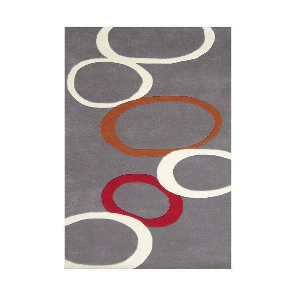 Beufort Hand Tufted Wool Gray Area Rug by Orren Ellis