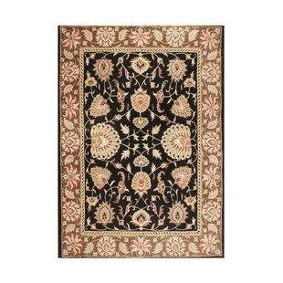 Black And Taupe Area Rugs Wayfair