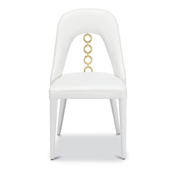 Nantucket Upholstered Dining Chair (Set of 2) by Orren Ellis Orren Ellis