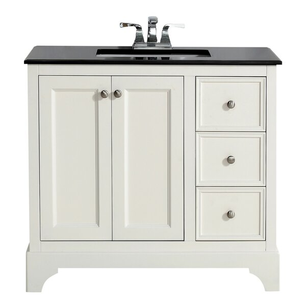 Cambridge 37 Single Bath Vanity Set by Simpli Home