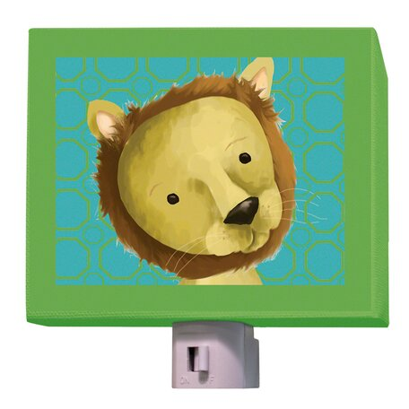 Rauri the Lion Night Light by Oopsy Daisy