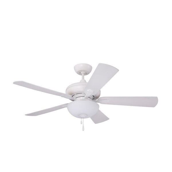 52 Carolina 5 Blade Ceiling Fan by Highland Dunes