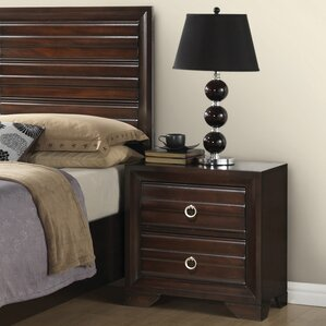 Bryce 2 Drawer Nightstand by Wildon Home ?