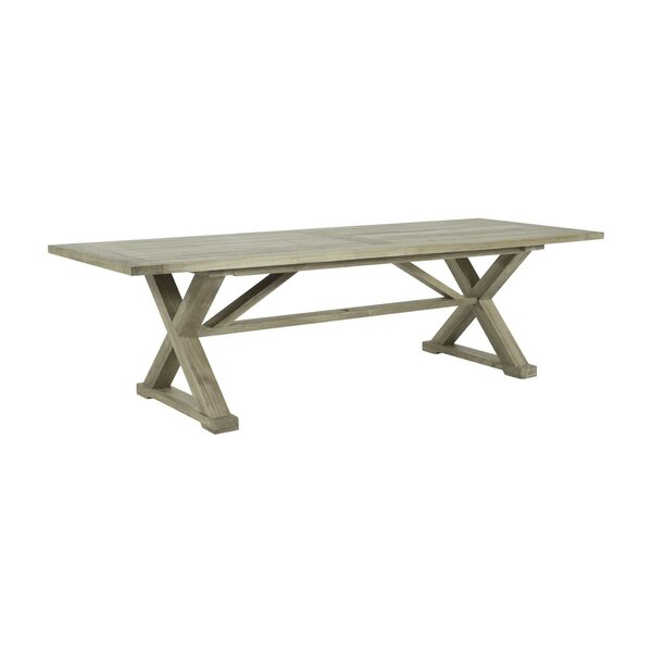 Modena Solid Wood Dining Table
