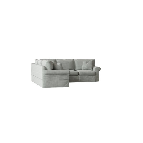 Veana Reversible Sectional by Wayfair Custom Upholstery Wayfair Custom Upholstery™