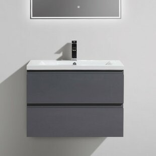 MOB 29 Single Bathroom Vanity Set