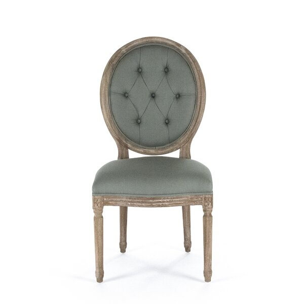 Medallion Side Chair By Zentique 2019 Sale