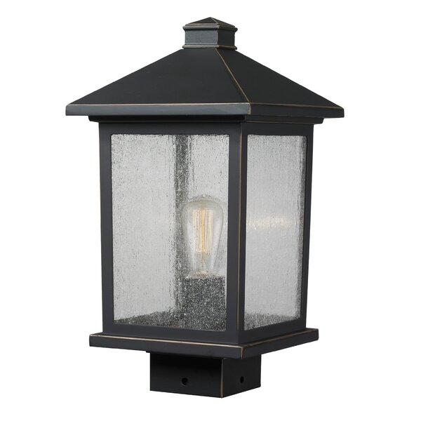 Leroy Coastal 1-Light Lantern Head by 17 Stories