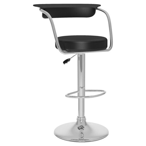CorLiving Adjustable Height Swivel Bar Stool (Set of 2) by dCOR design