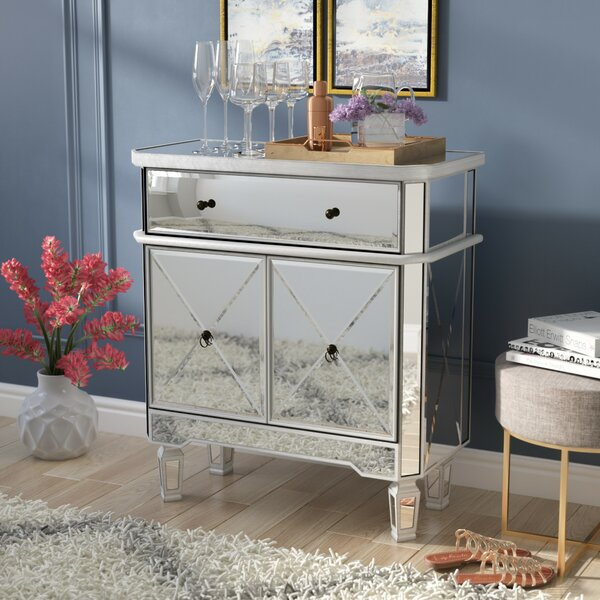 Anglesey Bar Cabinet by Willa Arlo Interiors Willa Arlo Interiors