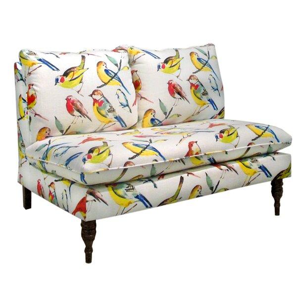 Birdwatcher Settee By Skyline Furniture Cool