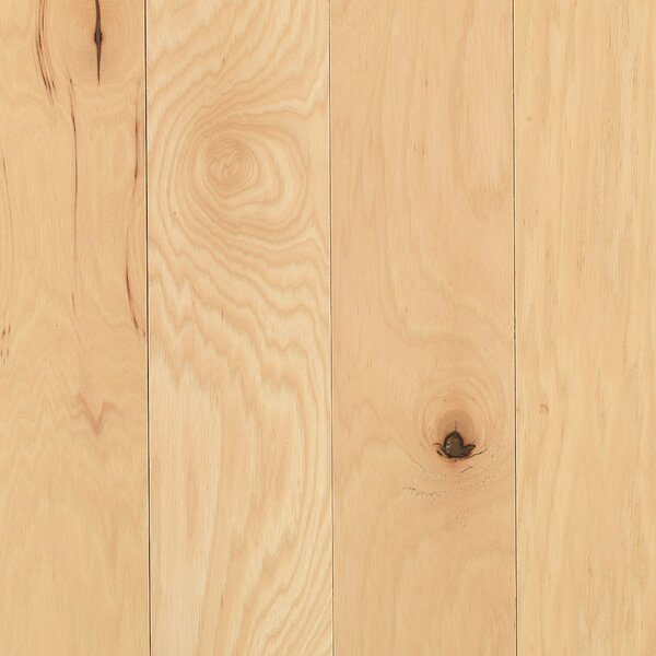 Randhurst 5 Engineered Hickory Hardwood Flooring in Natural by Mohawk Flooring
