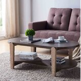 Wilfred Coffee Table with Storage by Corrigan Studio®