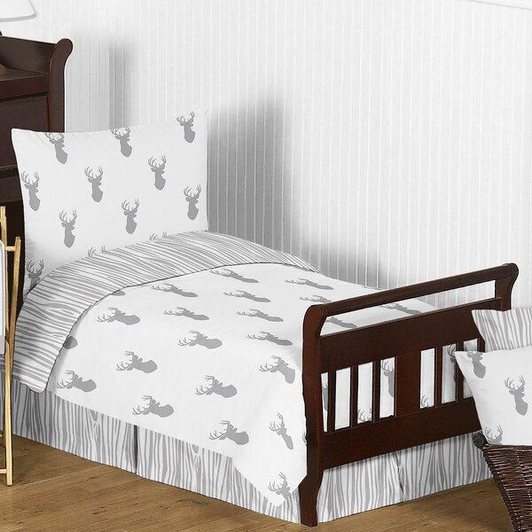Stag 5 Piece Toddler Bedding Set by Sweet Jojo Designs