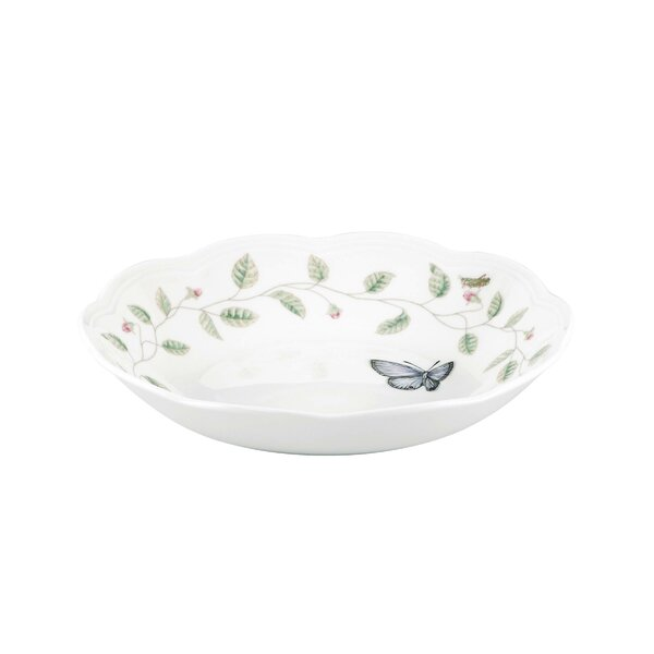 Butterfly Meadow Individual Pasta Bowl (Set of 4) by Lenox