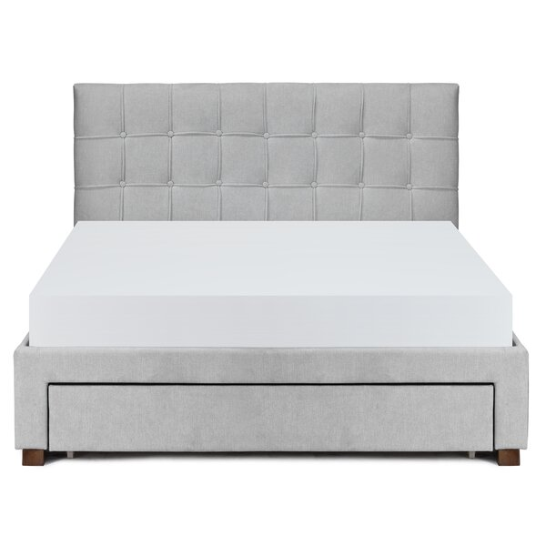 Mcdonough Queen Upholstered Storage Platform Bed by Red Barrel Studio