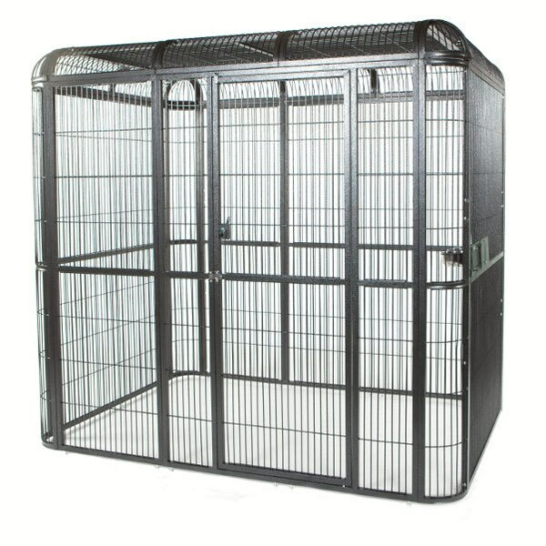 Small Walk Bird Aviary by A&E Cage Co.