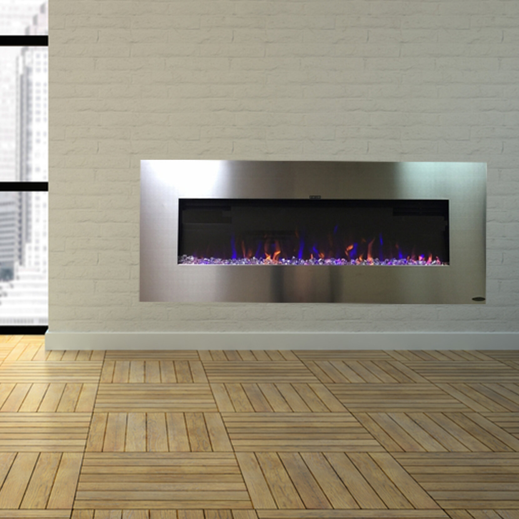 fireplace s sense lowe view electric fire wall mounted larger fireplaces canada